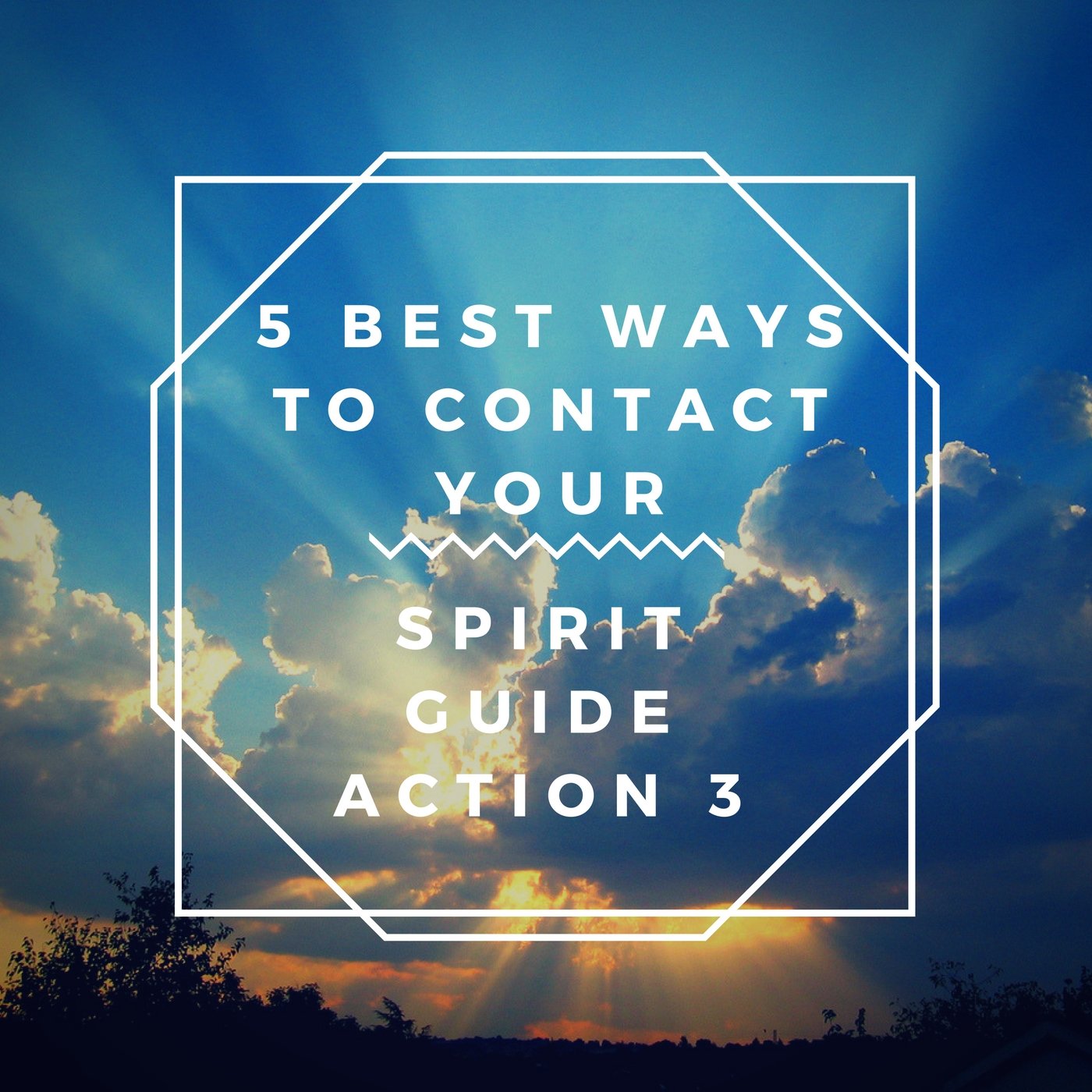 Best Ways to Contact your Spirit Guide