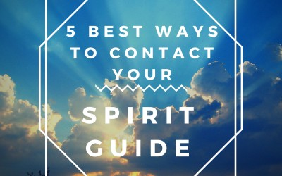 Bob's Five Best Ways to Contact Your Spirit Guides Conclusion