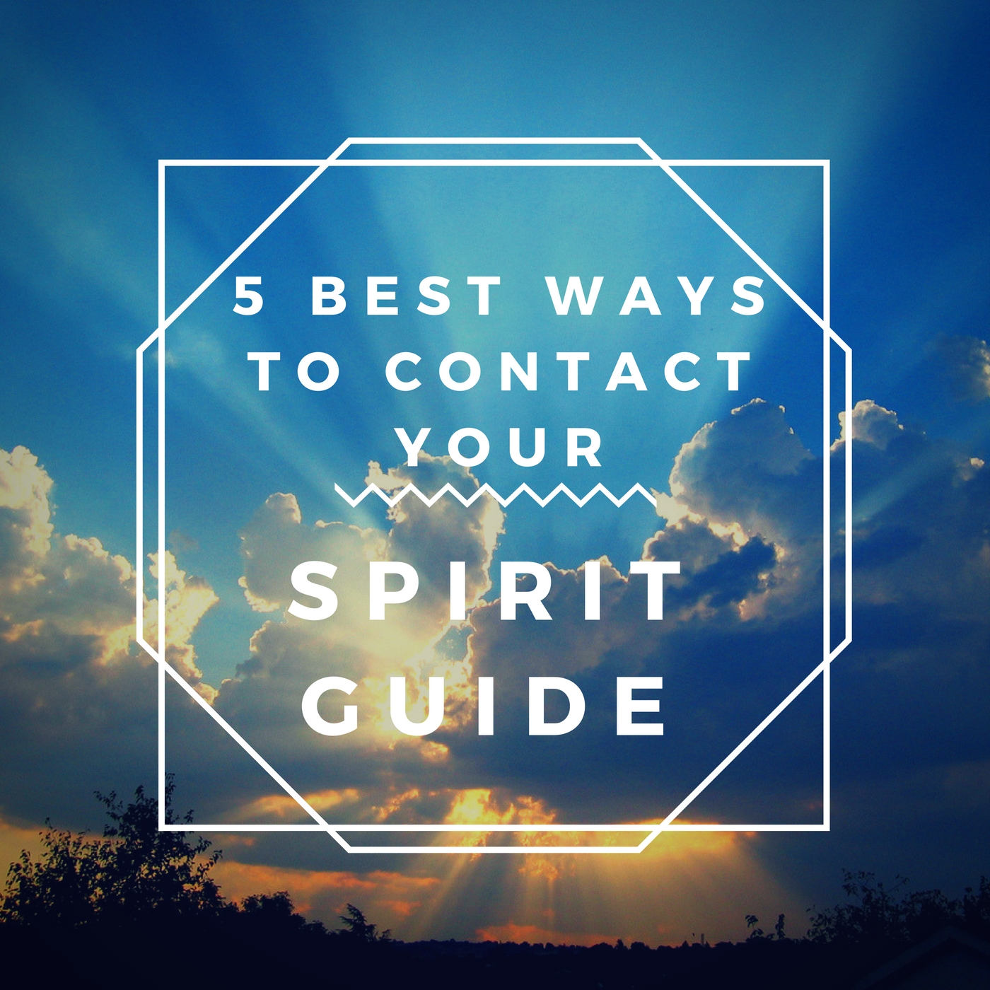 Contact Your Spirit Guide