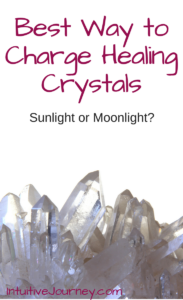 Best Way to Charge Healing Crystals -