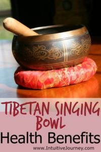 Tibetan Singing Bowl Health Benefits. Who knew there were so many health benefits to sinigng bowls?