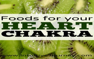 Foods that are Good for the Heart Chakra