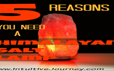 5 Reasons to Have a Himalayan Salt Lamp in Every Room of your Home