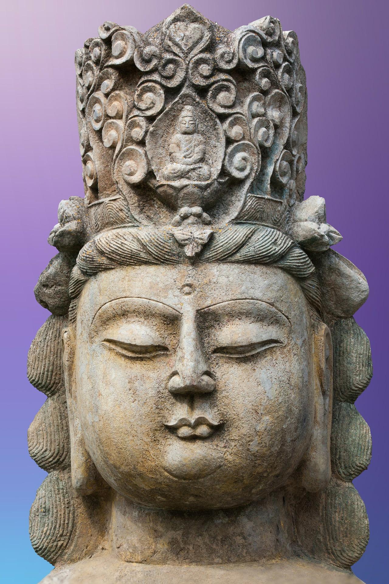 blocked crown chakra