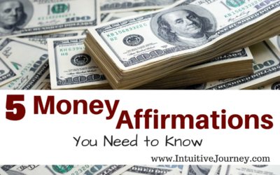 Affirmations for Attracting Money