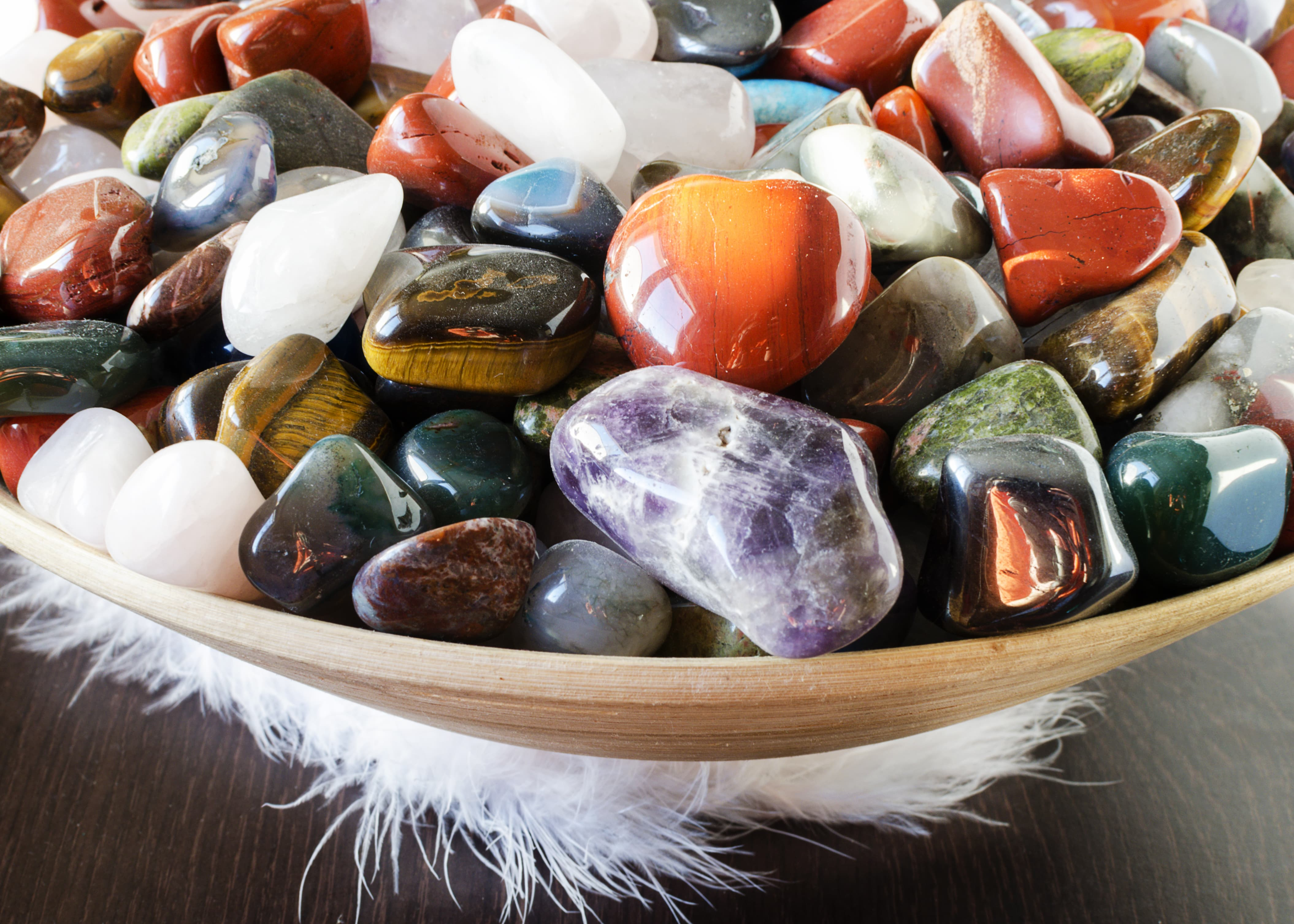 Crystals to connect to your spirit guide