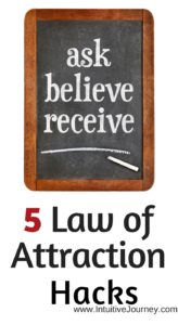 Law of Attraction Hacks, some good info here