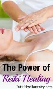 The power of Reiki Healing.