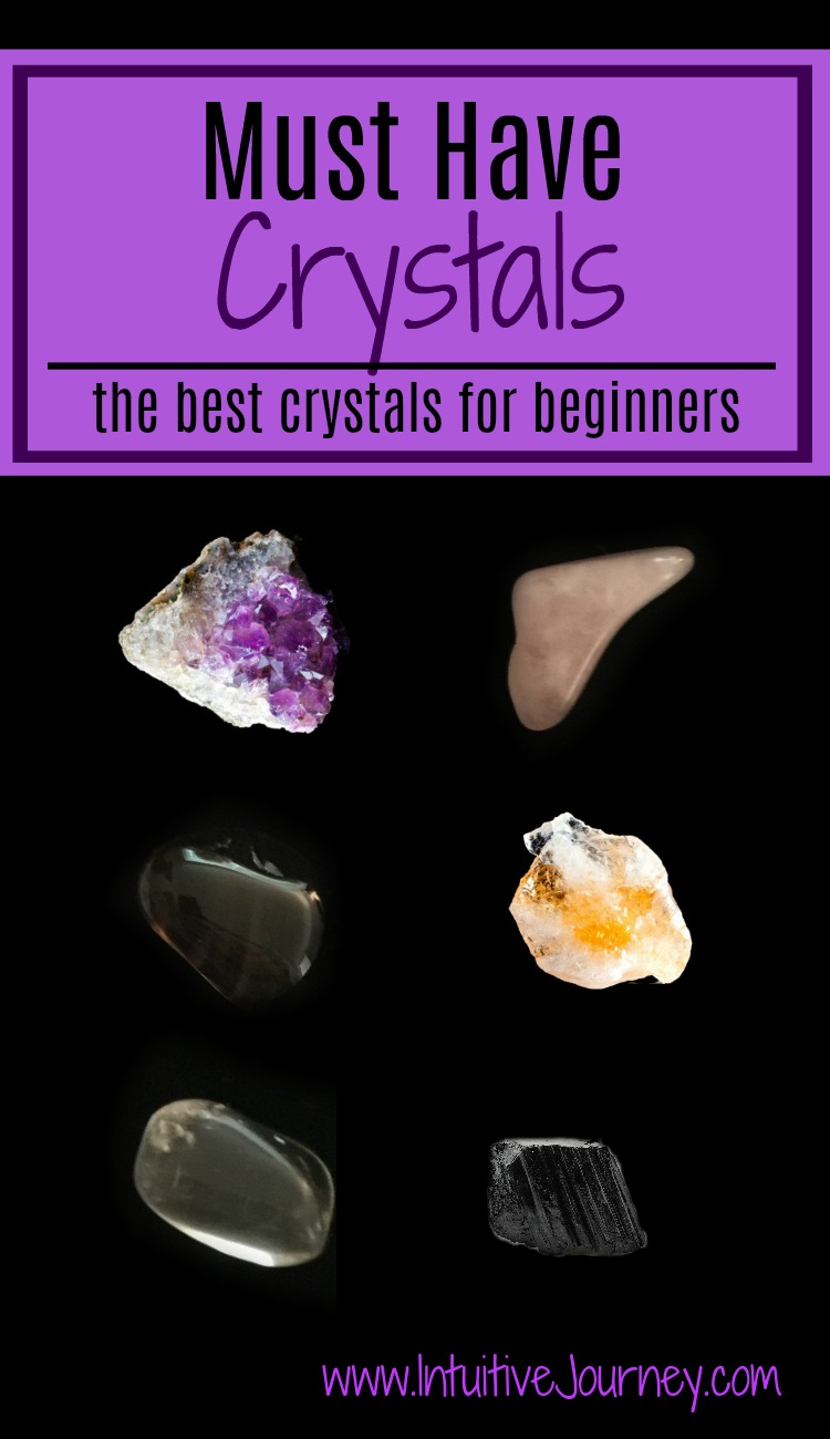 Must Have Crystals For Beginners