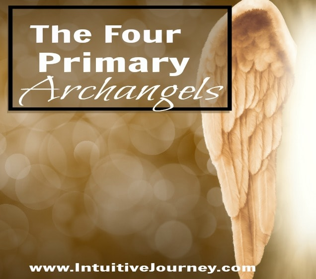 Everything You Wanted to Know about the Four Primary Archangels