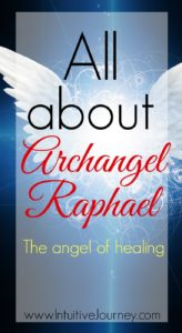 Good information all about Archangel Raphael. I never knew he was the angel of healing. #guardianangel #angel