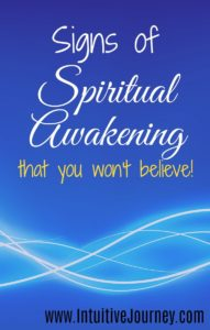 Here are some signs to know when you are experiencing a spiritual awakening. These are good to know.