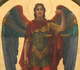 Signs Archangel Michael is Present