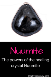 spiritual and healing powers of Nuumite