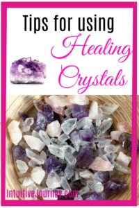 Healing Crystal Tips